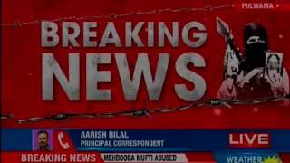 Pulwama: Terrorists attack police post; Indian army retaliates - NEWSXLIVE