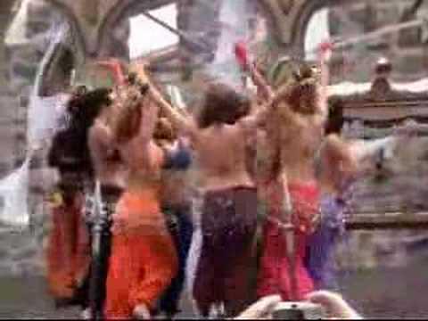 Pasion Viviente de Castro Urdiales (bailarinas de herodes)