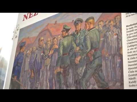 Plzeň - připomínka výročí sv. Maxmiliána Kolbeho