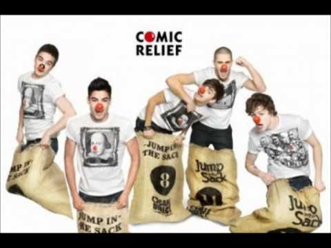 The Wanted - Gold Forever Lyrics (Comic Relief Song 2011)
