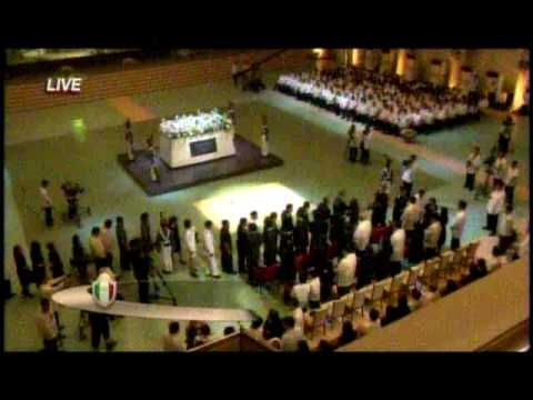 Bro. Eranio Manalo Funeral Part 14/17 (Complete Video)