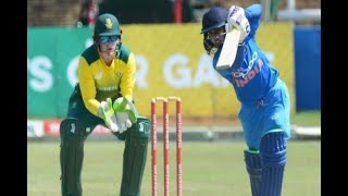 In Graphics: SAVSIND: Indian Women's Team Gets Great Wins In Second Twenty20 - ABPNEWSTV