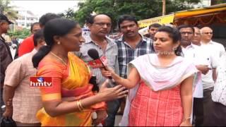 పొంగిపొర్లుతున్న డ్రైనేజీ వ్యవస్థ, పట్టించుకోని అధికారులు | Special Focus | Panchayeti | HMTV - HMTVLIVE