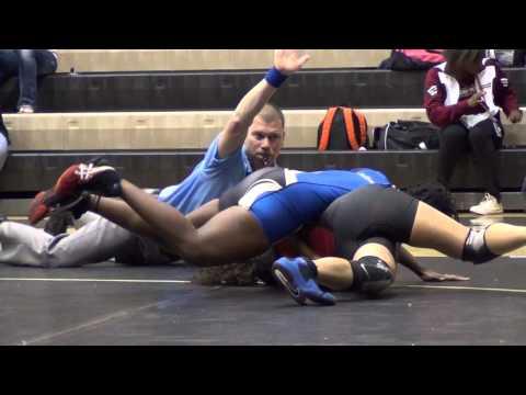 Lindenwood Women's Wrestling, Lindenwood Duals (10-13-2012)