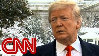 Trump denies working for Russia, lashes out at reporter - CNN