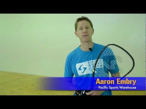 Hit a Backhand Ceiling Shot in Racquetball