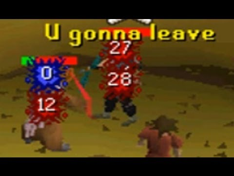 Runescape 2007: 99 Strength Pure PKing!  Live Commentary Episode 5 - Phoxine