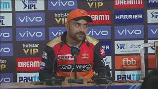 Cricket- Russell's innings was the difference, says Rashid after loss to Kolkata in IPL - ANIINDIAFILE