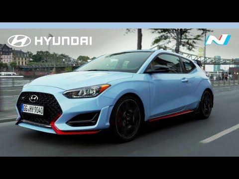 Autoperiskop.cz  – Výjimečný pohled na auta - Hyundai představil filozofii vysokovýkonné divize N