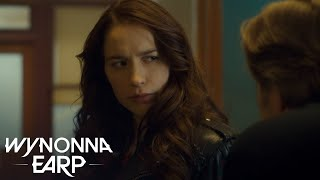 WYNONNA EARP | How Do You Nerd? The Earp Cast Answers | SYFY - SYFY