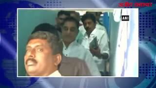 video : राजनीतिक पारी शुरू करने से पहले अब्दुल कलाम के आवास पहुंचे कमल हासन