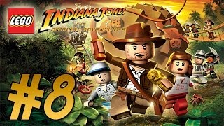 LEGO: Indiana Jones (Original Adventures) Pankot Secrets - Part 8 Walkthrough