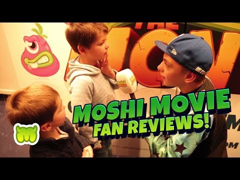 Moshi Monsters: The Movie - Monstrous Reviews