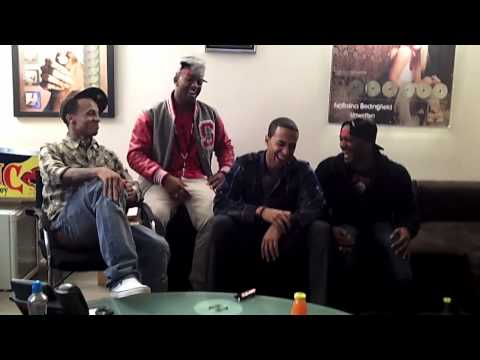 JLS chat to Mizz Mag TV