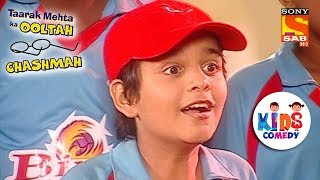 Tapu, The Man Of The Match | Tapu Sena Special | Taarak Mehta Ka Ooltah Chashmah - SABTV
