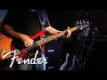 Squier Vintage Modified Jaguar® Bass Special SS Demo