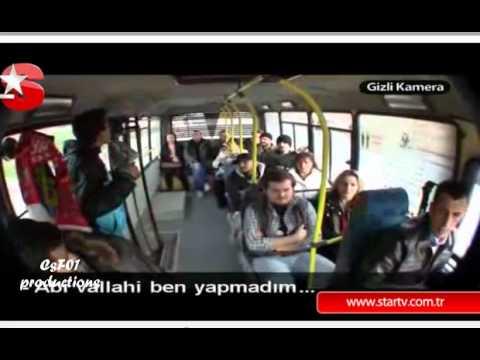 Hayrettin\'den Minibus Sakasi 1 [HD] resmi
