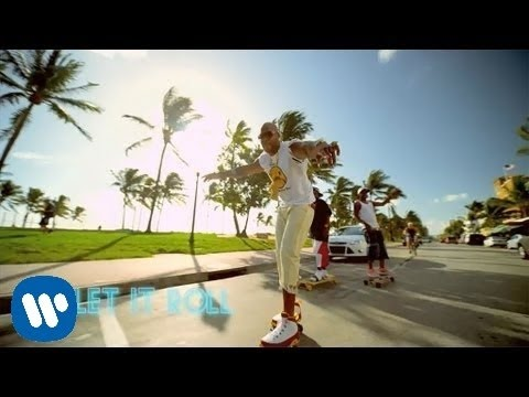 Flo Rida Let It Roll Official Video 