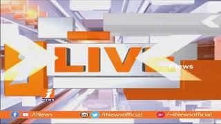 Heavy Rain Lash In Delhi | Huge Traffic Jam | iNews - INEWS