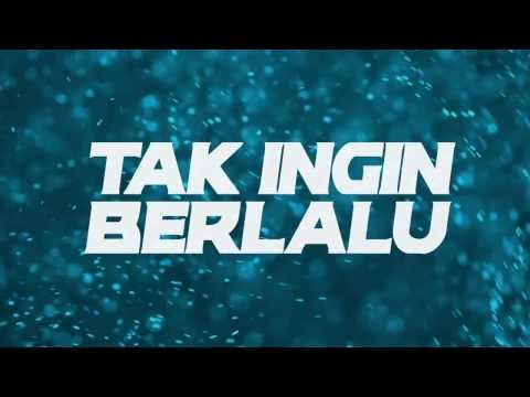aglaonema - tak ingin berlalu (official lyrics video) HD