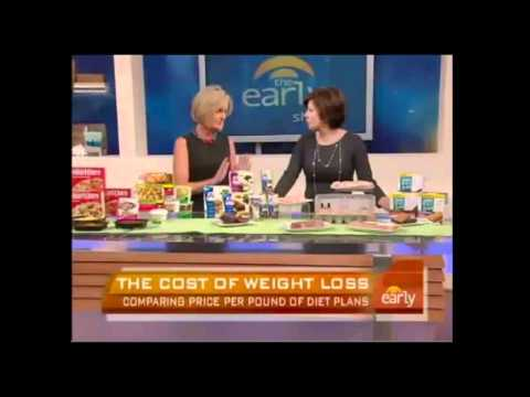 CBS News Weight Loss Cost Comparison