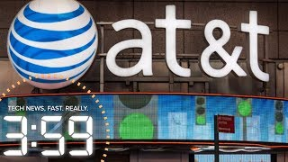 AT&T goes to war with the US over Time Warner  (The 3:59, Ep. 320) - CNETTV