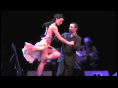 Flamenco Tango Neapolis - ENCANTO Al TEATRO SANNAZARO Di Napoli