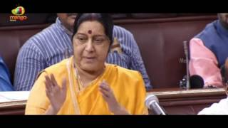 If China Unilaterally Changes Status-quo In Doklam, It's A Challenge To Our Security: Sushma Swaraj - MANGONEWS