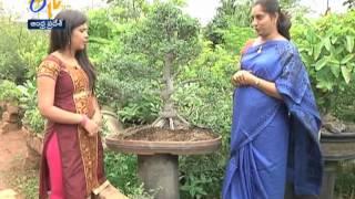 Sakhi - సఖి - 23rd November 2014 - ETV2INDIA