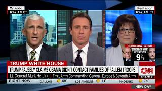 Lt. General: Trump's Obama comment 'shameful' - CNN
