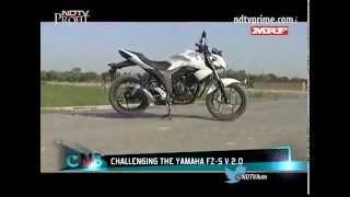 Suzuki Gixxer looks set for the kill - NDTV