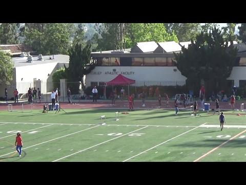 Mission League Finals: Varsity Boys 200