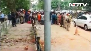 असम : गुवाहाटी में दुर्गा पूजा से पहले दो धमाके - NDTVINDIA