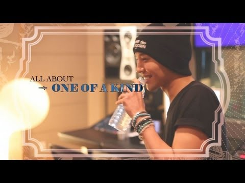 G-DRAGON - ONE OF A KIND Collection Release spot