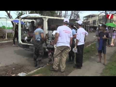 Hatzalah YOSH Rescue Mission to the Philippines