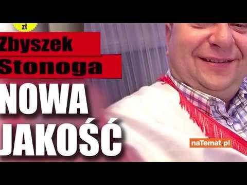 Zbigniew Stonoga - to on stoi za wyciekiem akt z afery podsłuchowej