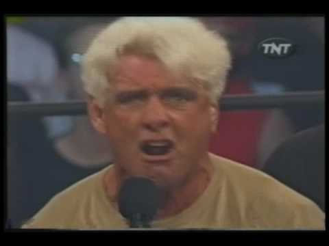 WCW Monday Nitro 5-17-99 Ric Flair and Diamond Dallas Page promo