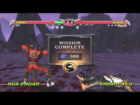 Xbox Longplay [020] Mortal Kombat: Deception (Konquest: Part 5 of 8)