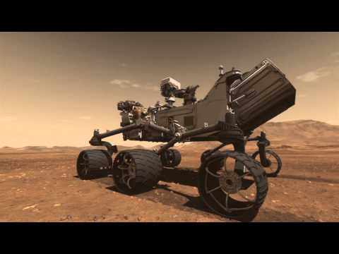 Mars Science Laboratory Curiosity Rover Cruise, Entry, Descent, Landing & Surface Operations