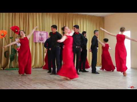 Конкурс бальных танцев в судаке