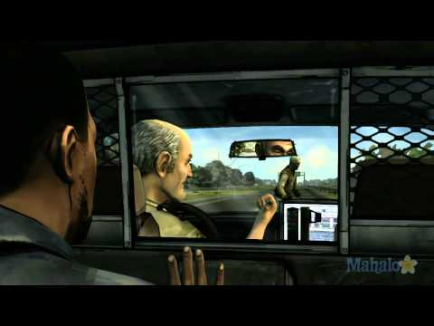 The Walking Dead Chapter 1 Walkthrough - Pt 1