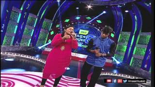 Super Singer 8 Episode 17- Sameera Sharath Performance - MAAMUSIC