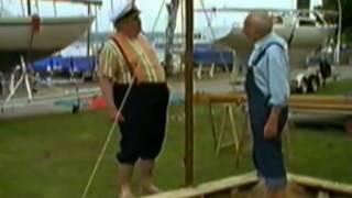 180. Peter segelt gegen den Wind
