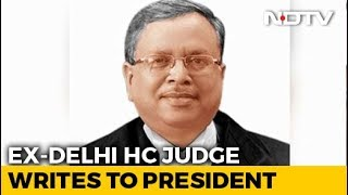 """Historic Blunder"": Former Judge To President On Picks For Top Court - NDTV"