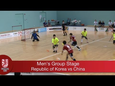 6th World University Floorball Championship 2014 Men's Group (Day 1)