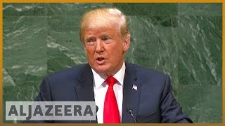 🇺🇸 🇺🇳 Trump at UNGA: US rejects globalism, embraces patriotism | Al Jazeera English - ALJAZEERAENGLISH