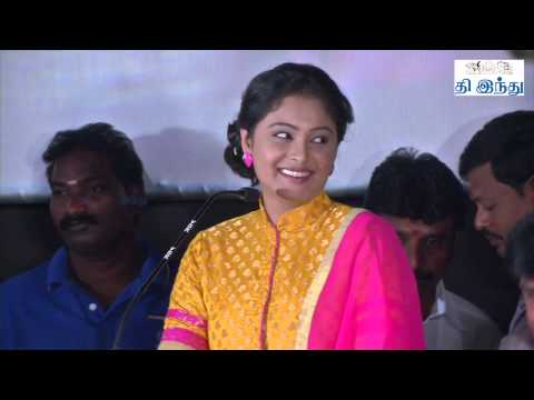 Cable Sankar's Thottal thodarum Audio Launch | Tamil The Hindu