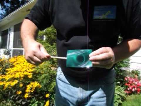 Chakra & Meditation Magnet Wand - Viewing Film Video DSCF4359