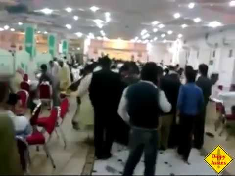 Fastest Food Attack at Wedding in Pakistan