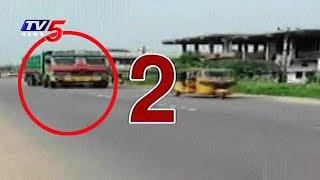 Sand Mafia Exposed in Sircilla Dist | Telangana | TV5 News - TV5NEWSCHANNEL